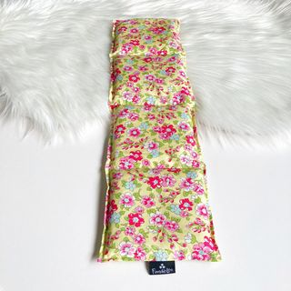 Vintage Floral on Yellow