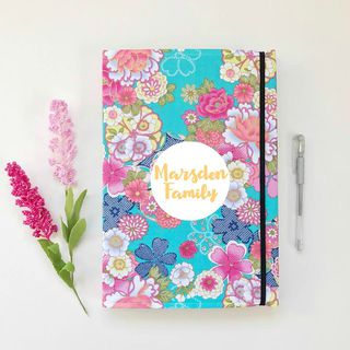 A4 Personalised Diary Covers