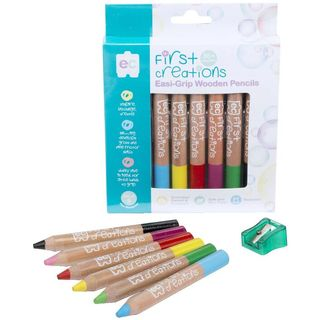 Easi-Grip Watercolour Pencils