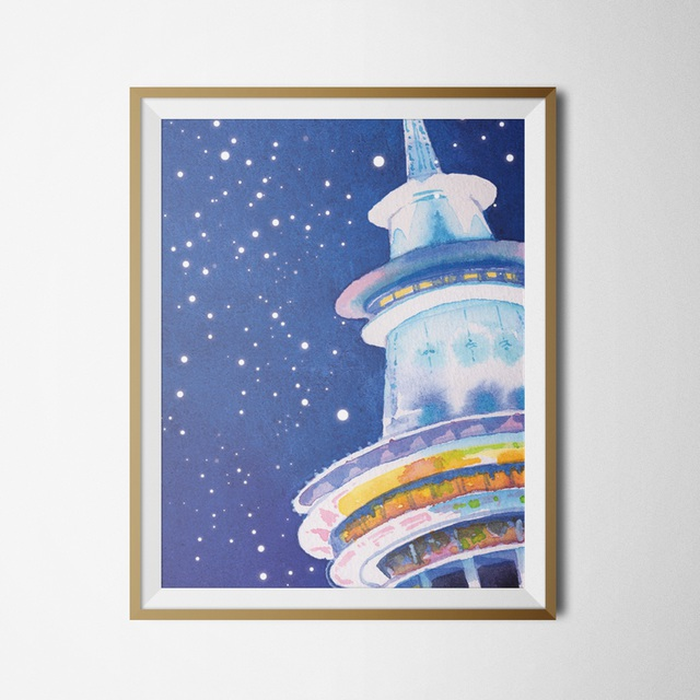 Sky Tower - Rangi-Pourewa