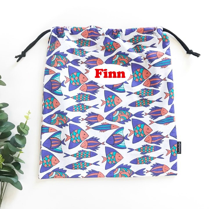 Swimming bag finndieloo for Your inner fish sparknotes
